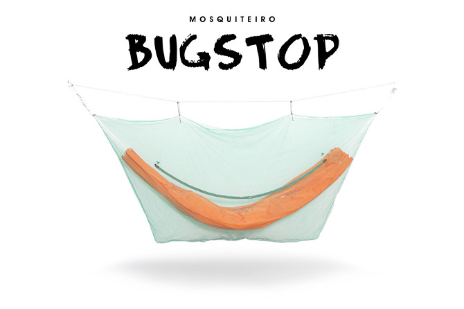 Mosquiteiro BugStop baixa