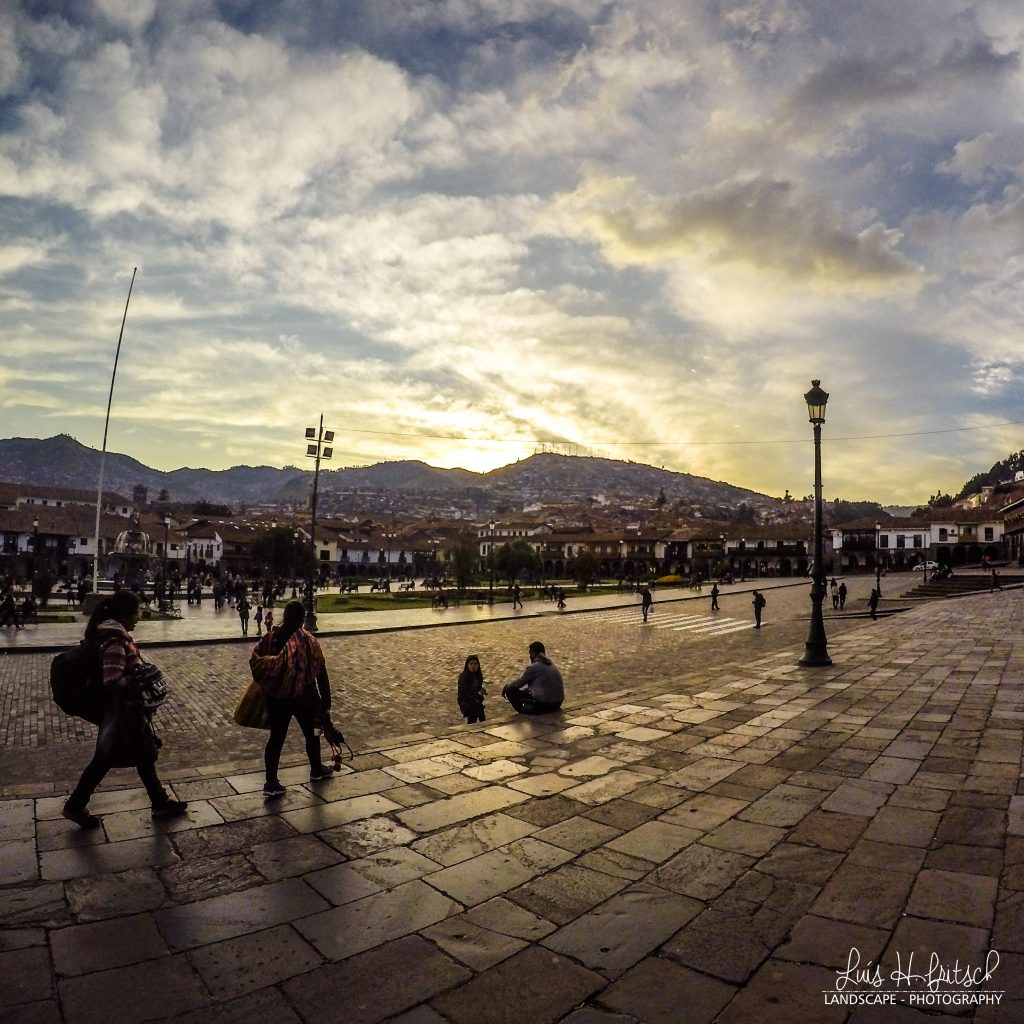 Cusco, uma cidade para mochileiros