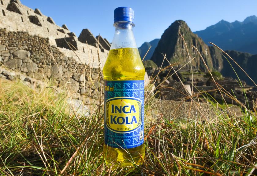 Cusco - Inka Kola