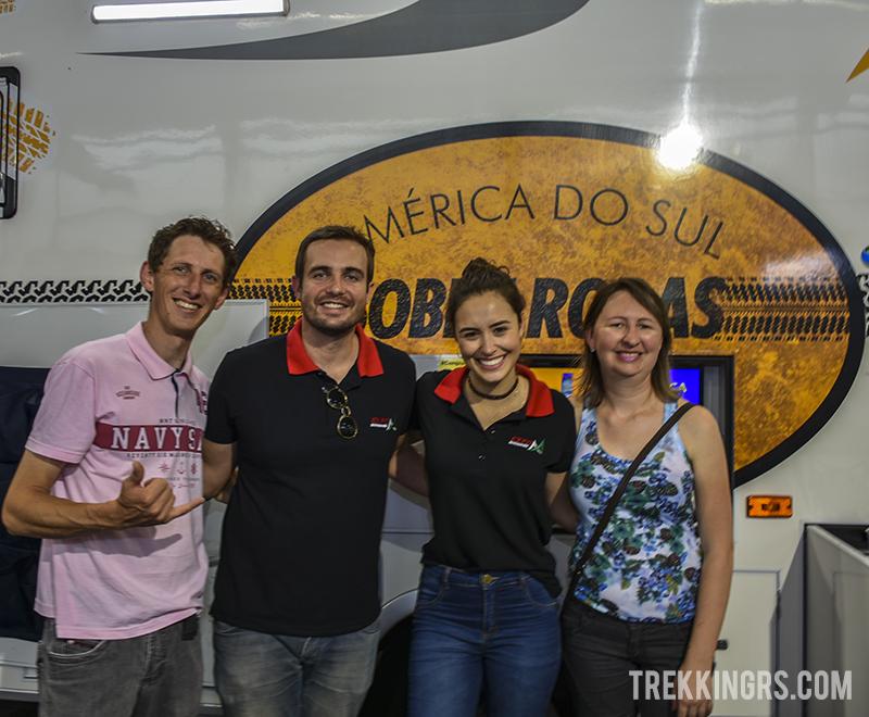 Expo Motor Home-sobre-rodas-america