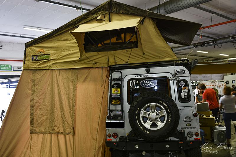 Expo Motor Home-blue-camping-barraca