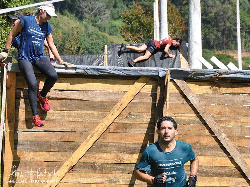 Jasmine Benato fala sobre o Desafio Hardcross