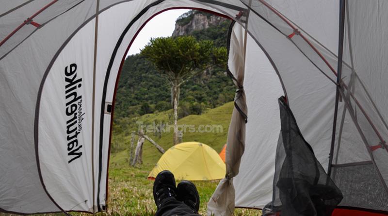 Barraca Cirus 2 Nature Hike