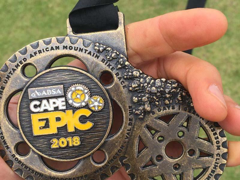 Cape Epic 2018