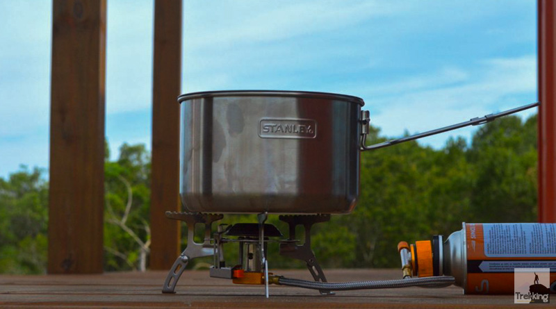 kit de utensílios Prep + Cook Set da Stanley
