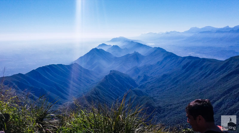 Cerro de la Silla - México