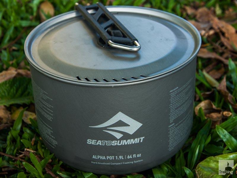 Panela Alpha Pot Sea To Summit