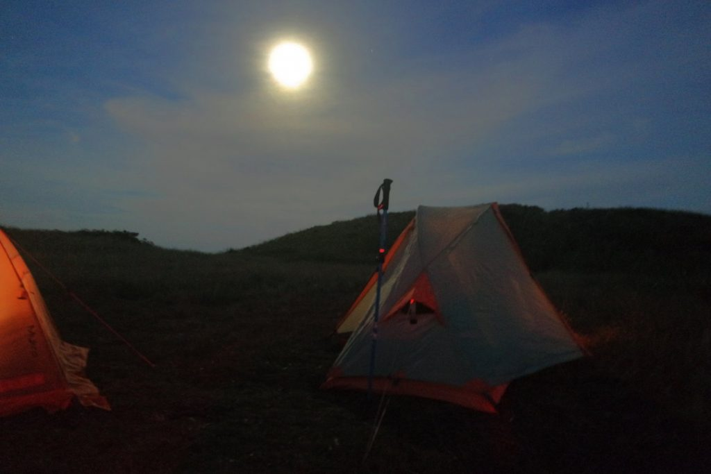 Camping Tabuleiro