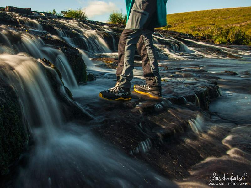 Cachoeiras Passo da Ilha