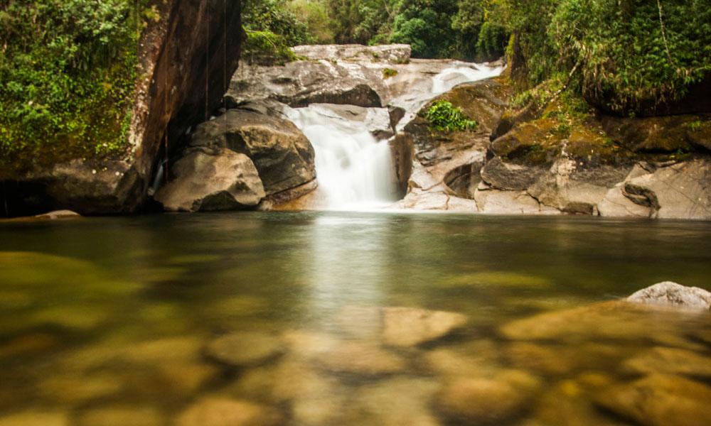 Cachoeira do Maromba - Parque Nacional de Itatiaia