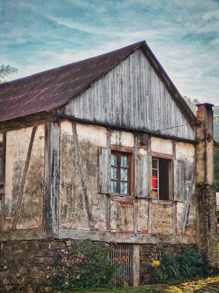 Construções antigas